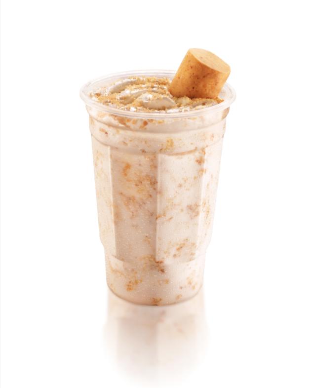 Bob's Twister Nuts: nova sobremesa mistura milk shake e sundae