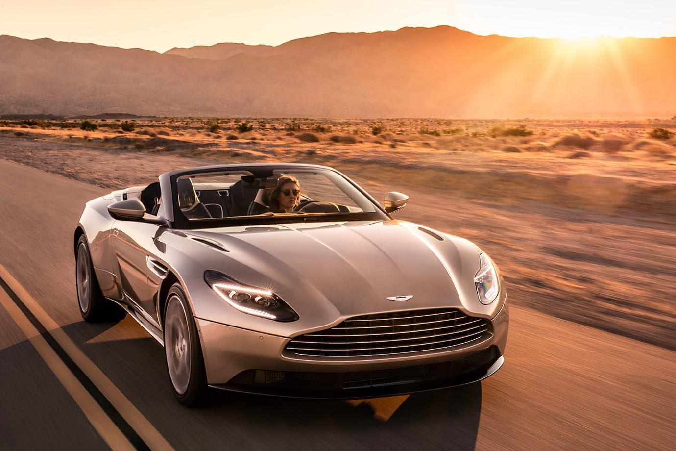 Novo Aston Martin Db11 Oferece Mais Por Menos Exame