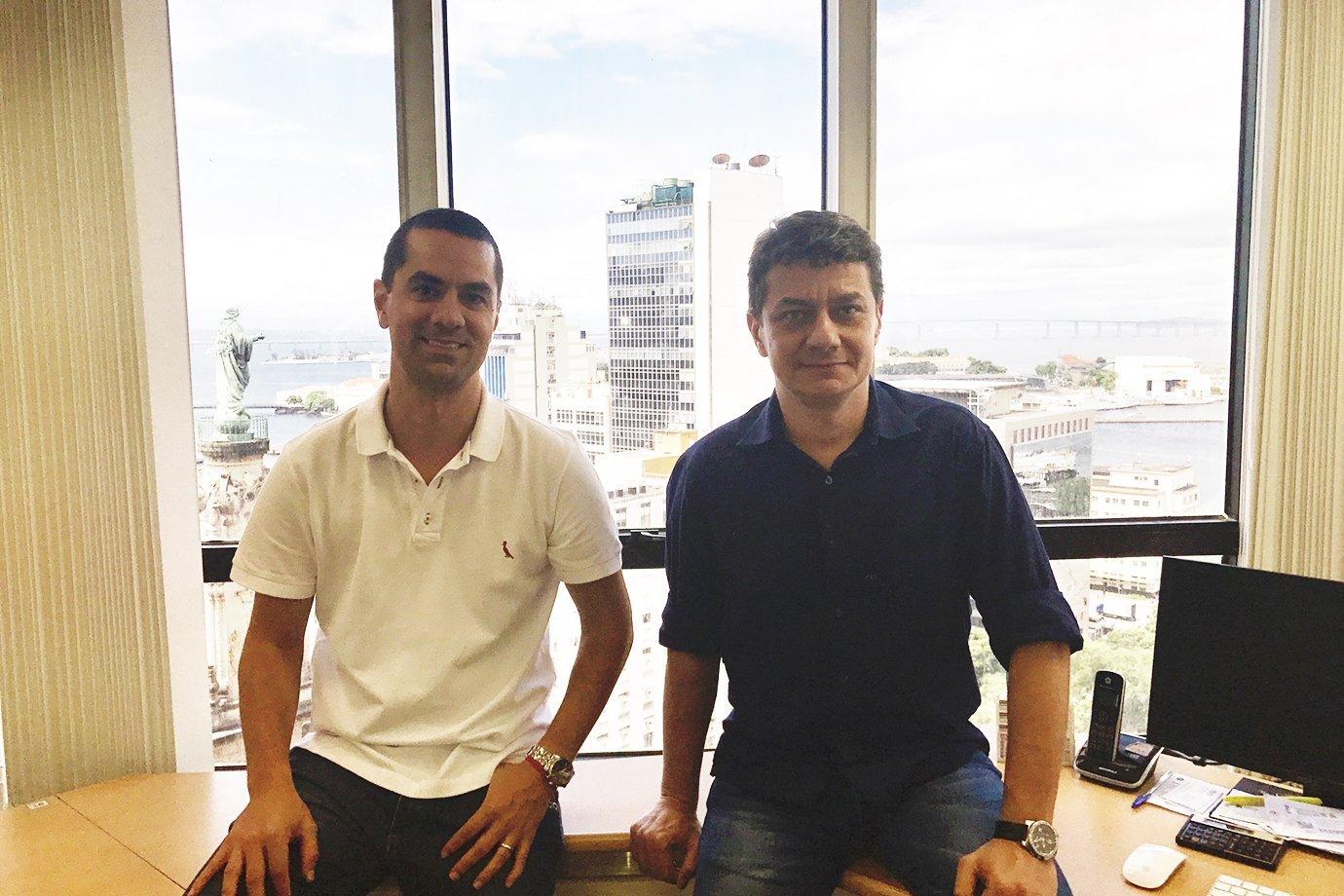Giordano Afonso e Luis Fernando Miller, da Tatix