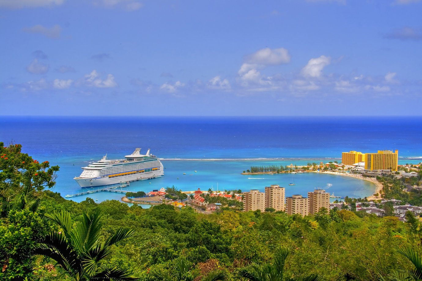 Cruzeiro na Jamaica