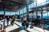 Saguão do aeroporto de Guarulhos: trem vai ligar aeroporto ao sistema de transportes de São Paulo