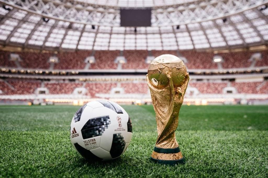 """Copa da Rússia: partida entre França e Dinamarca é a mais comprada pelos brasileiros entre as partidas """"gringas"""""""