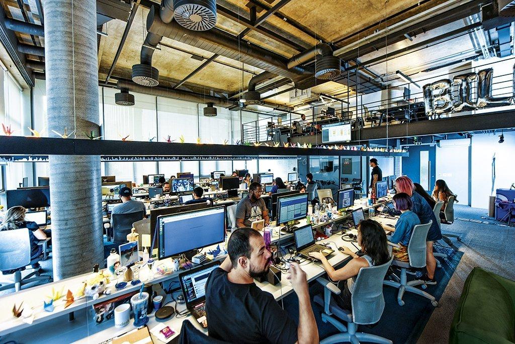 As 10 startups brasileiras mais procuradas por grandes talentos   Exame