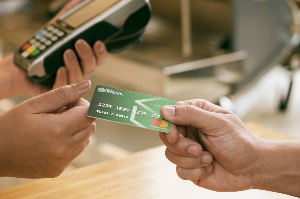 Novo cartão de crédito internacional do Banco Original tem zero anuidade