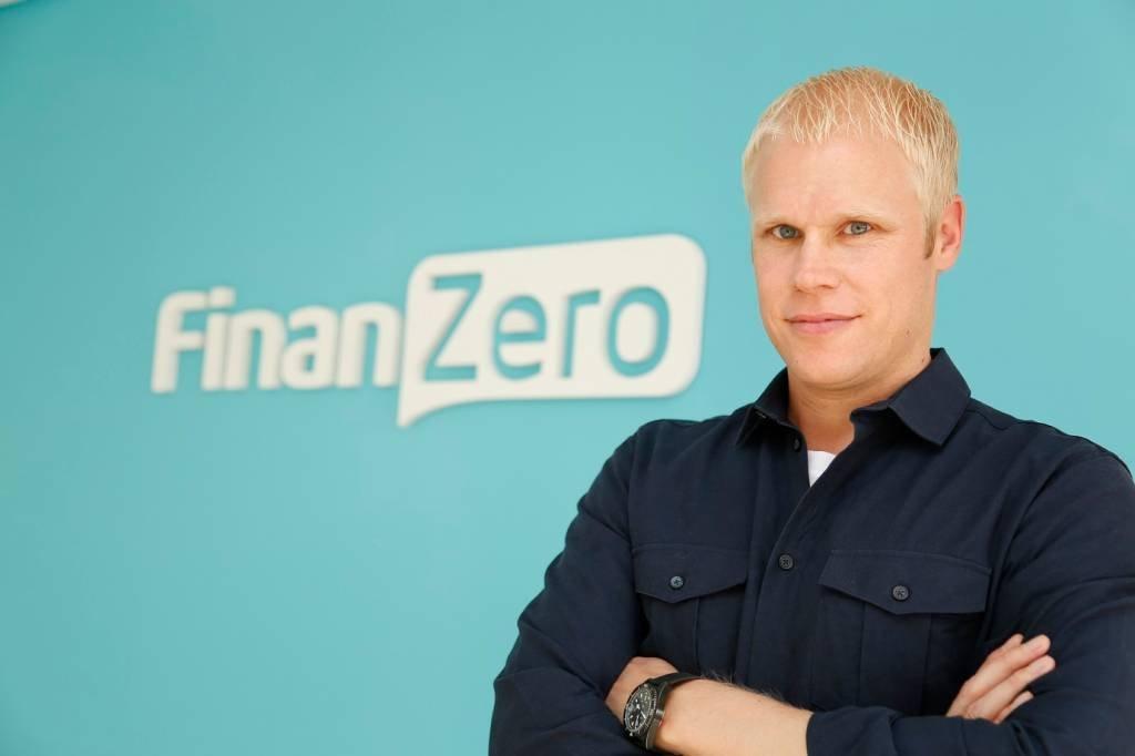 Olle Widen, CEO da FinanZero