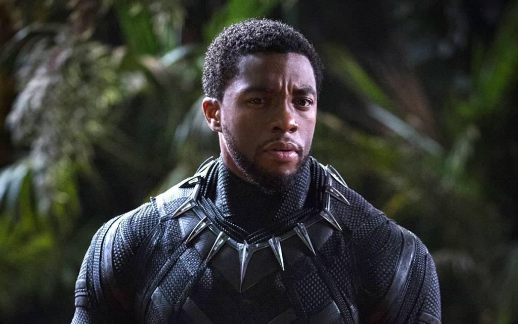 chadwick, Pantera Negra, representatividade, negro, hollywood, diversidade