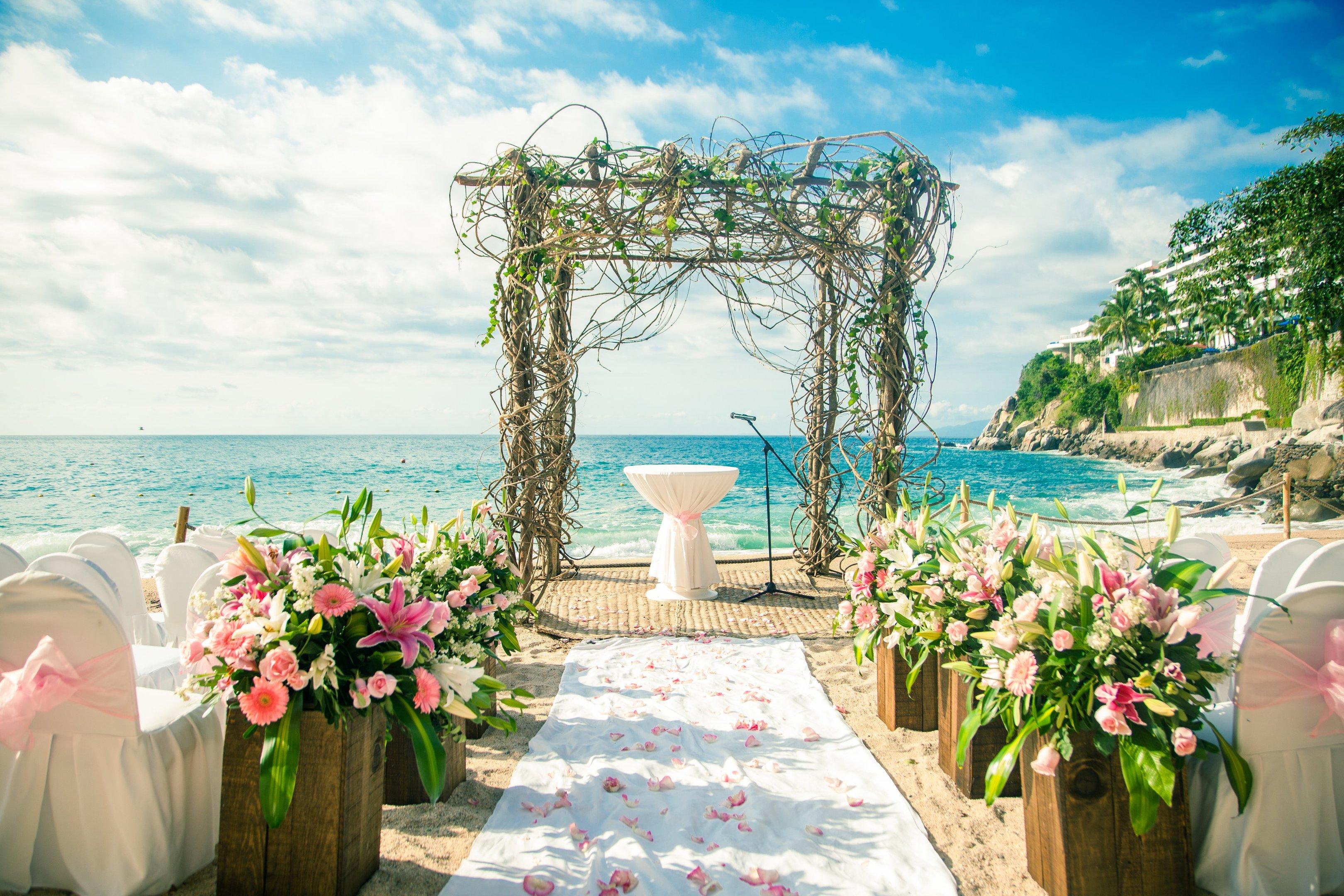 Casamento em Puerto Vallarta, no México