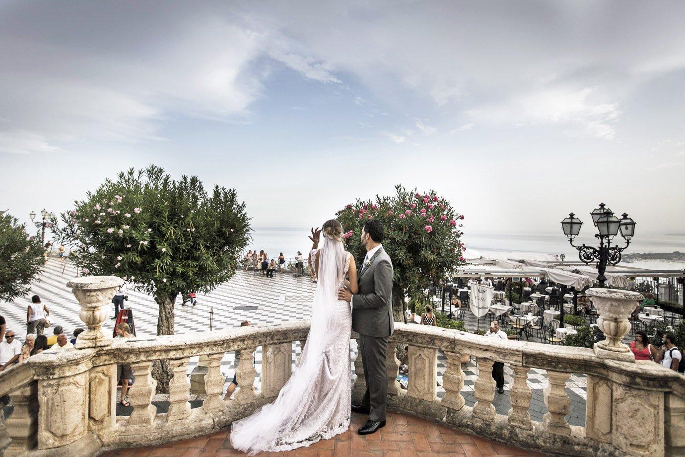 Casamento organizado pela Cinqtours na Itália