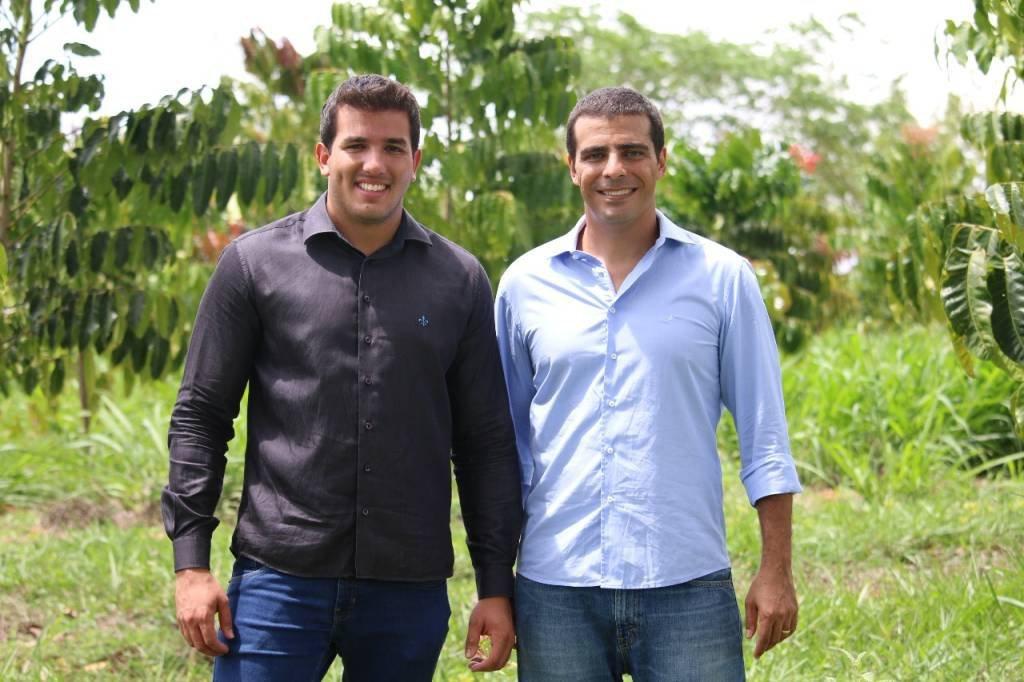 Thiago Campos e Gilberto Derze, fundadores da Radix