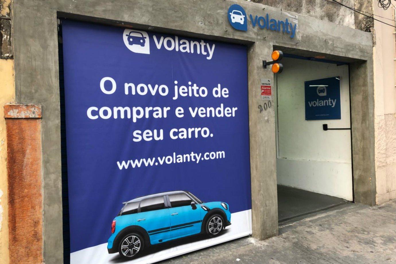 Centro de inspeção da Volanty