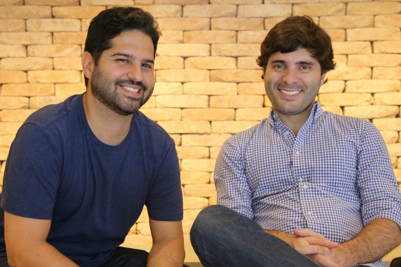 Maurício Feldman e Antonio Avellar, da Volanty