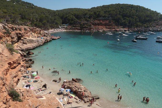 Ibiza na Espanha