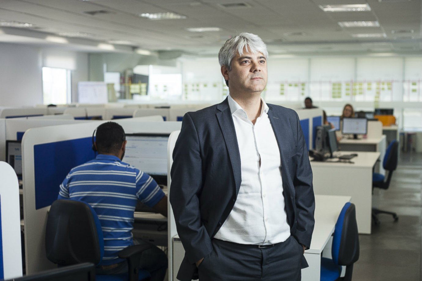 Alexandre Brito, da Hub Fintech