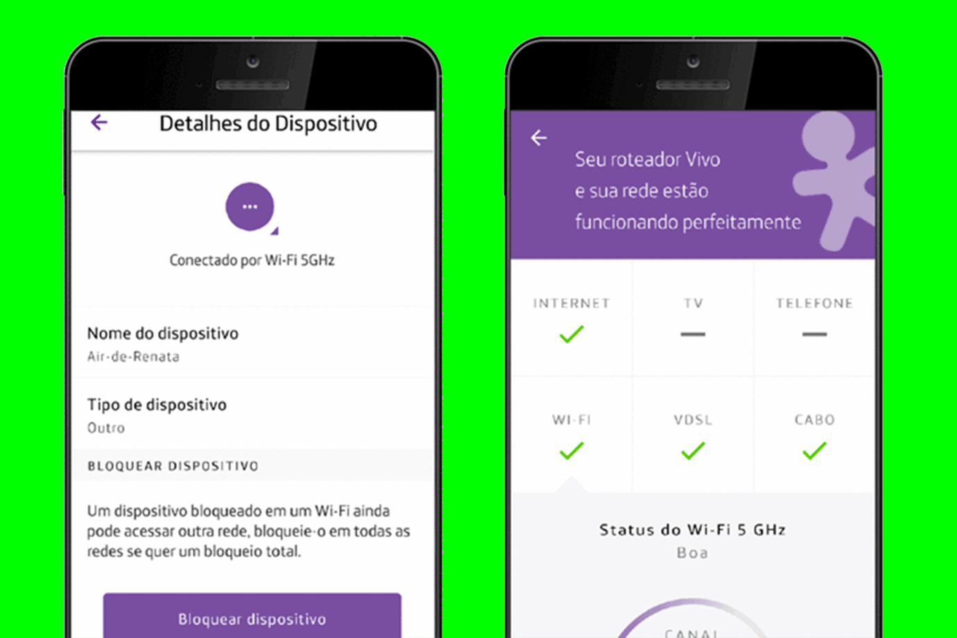 App Smart Wi-Fi, da Vivo