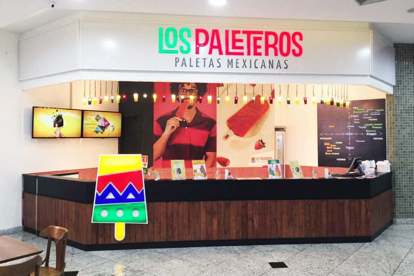 Loja da Los Paleteros