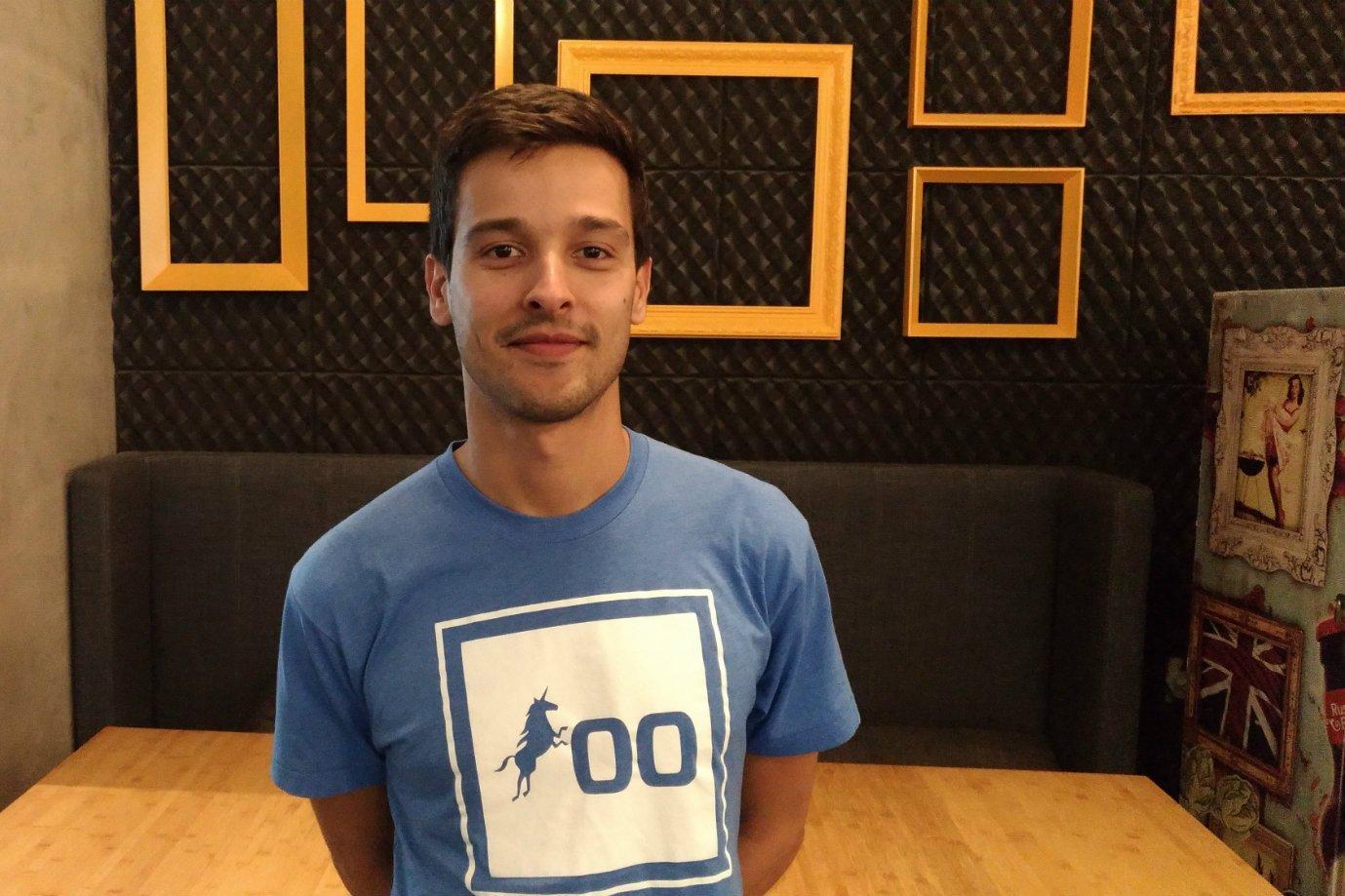 Rodolfo Pinotti, da 500 Startups