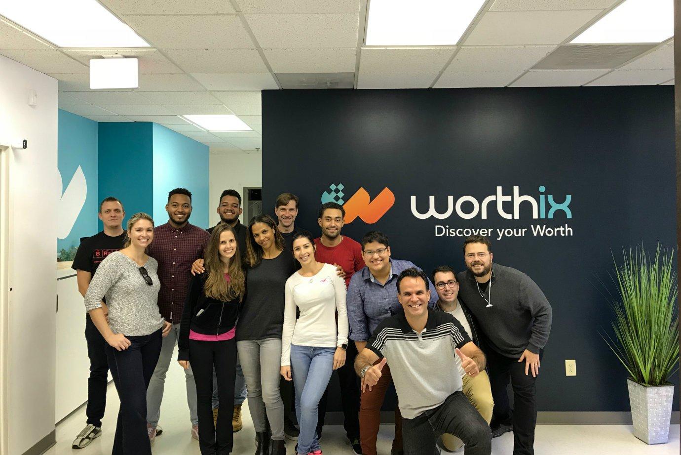 Equipe da Worthix
