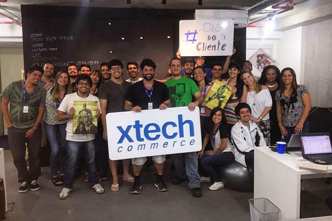 Equipe da Xtech Commerce
