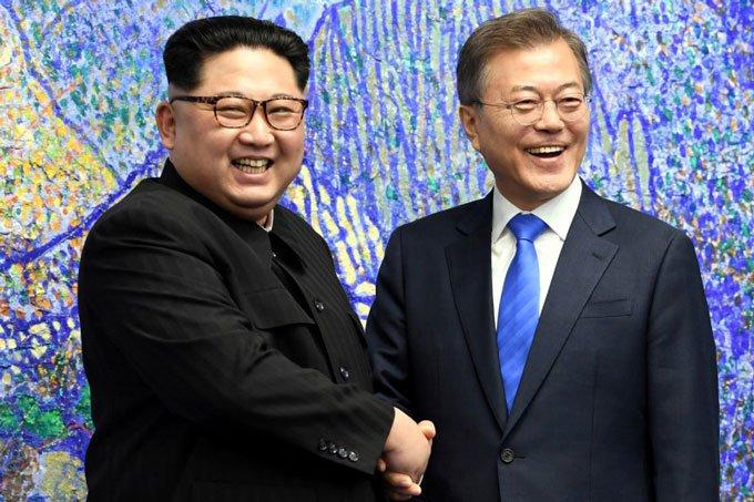 Coreia do Norte diz que há esperança de paz e cúpula com o Sul