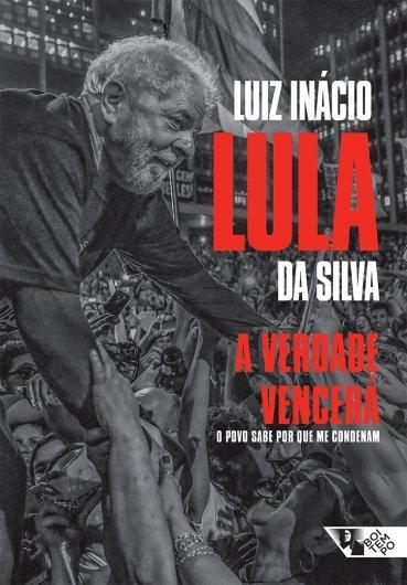 """Livro de Lula """"A verdade vencerá"""""""