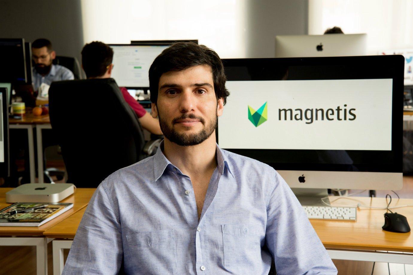 Luciano Tavares, fundador da Magnetis