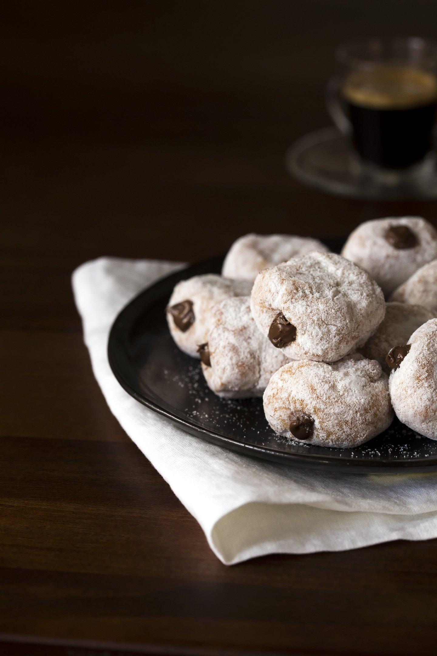 Mini Donut Nutella: lançamento do Starbucks no Brasil