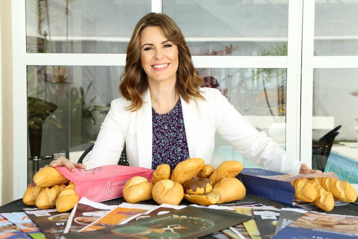 Vanessa de Oliveira, fundadora da Mídia Pane