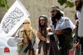 Membros do Talibã no Afeganistão