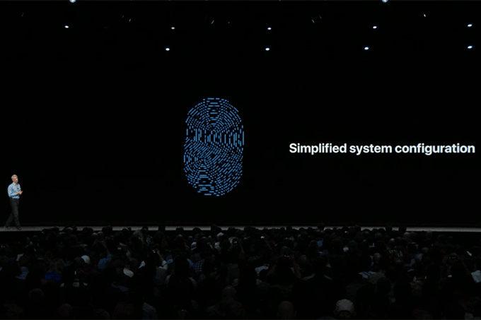 Biometria-MacOS-Mojave