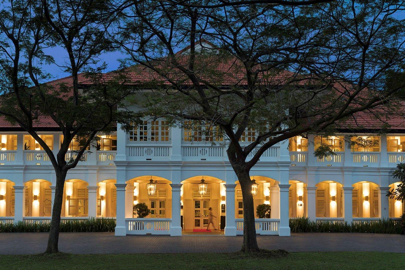 Capella Hotel, em Singapura, sediará a cúpula entre Donald Trump e Kim jong-un