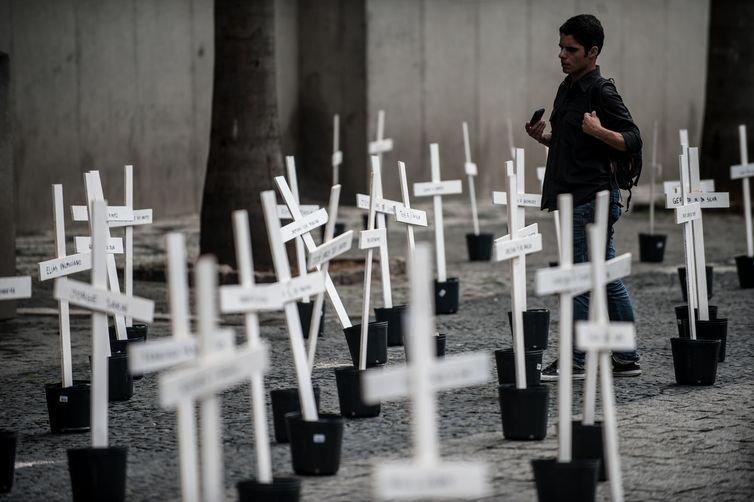 O Brasil obteve os piores resultados em homicídios, percepção da criminalidade e acesso às armas