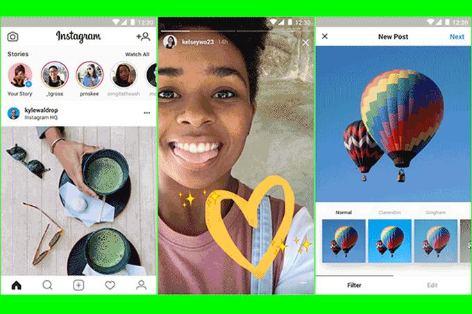 Instagram-Lite-App