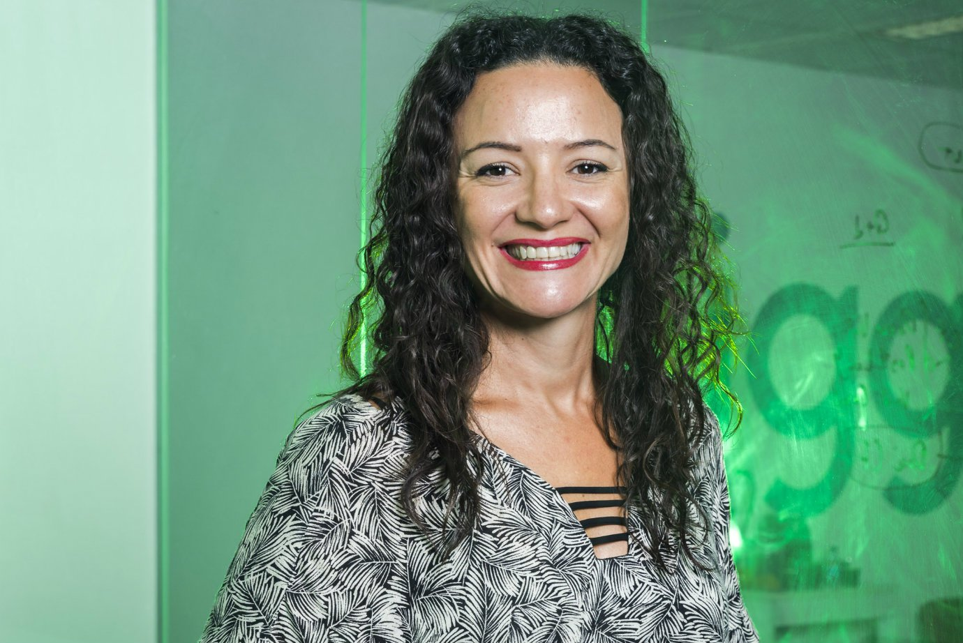 Marcela Miranda, da Trigg