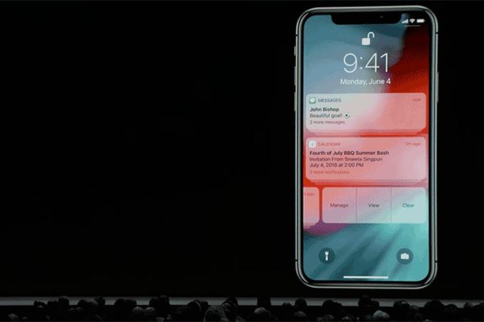 Notificações-iOS-12-Apple-iPhone