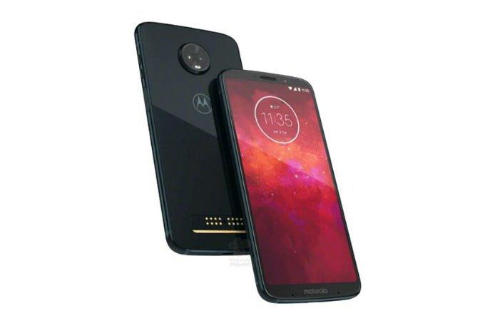 Smartphone Motorola Moto Z3 Play