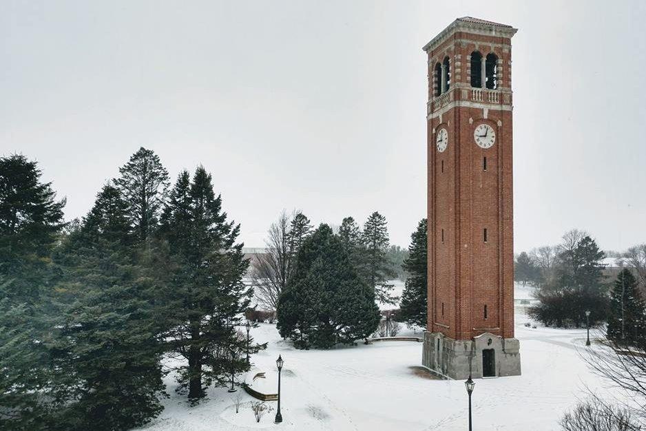 University of Northern Iowa, em Cedar Falls