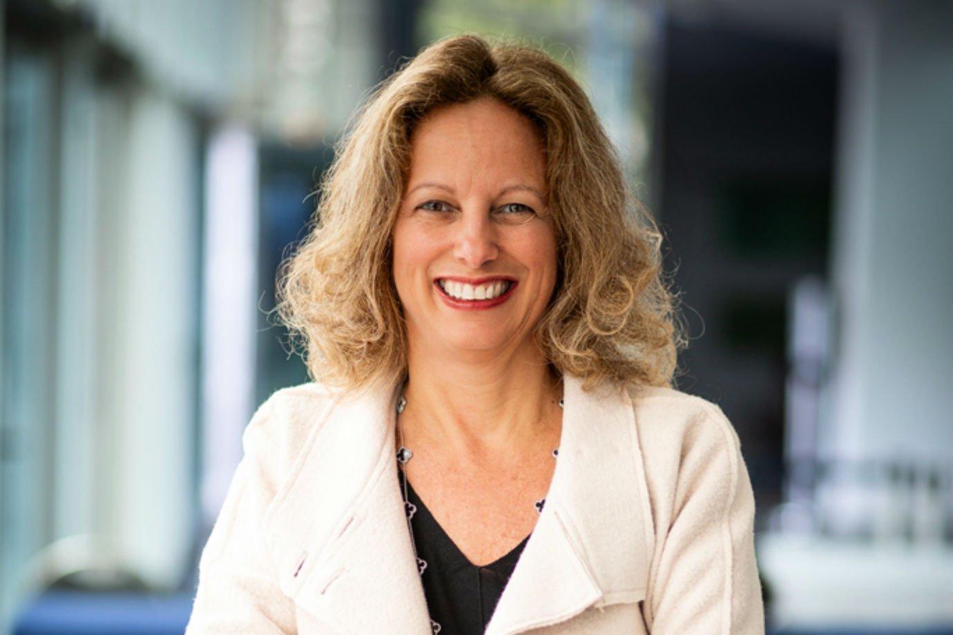 Deborah Vieitas, presidente da Amcham Brasil
