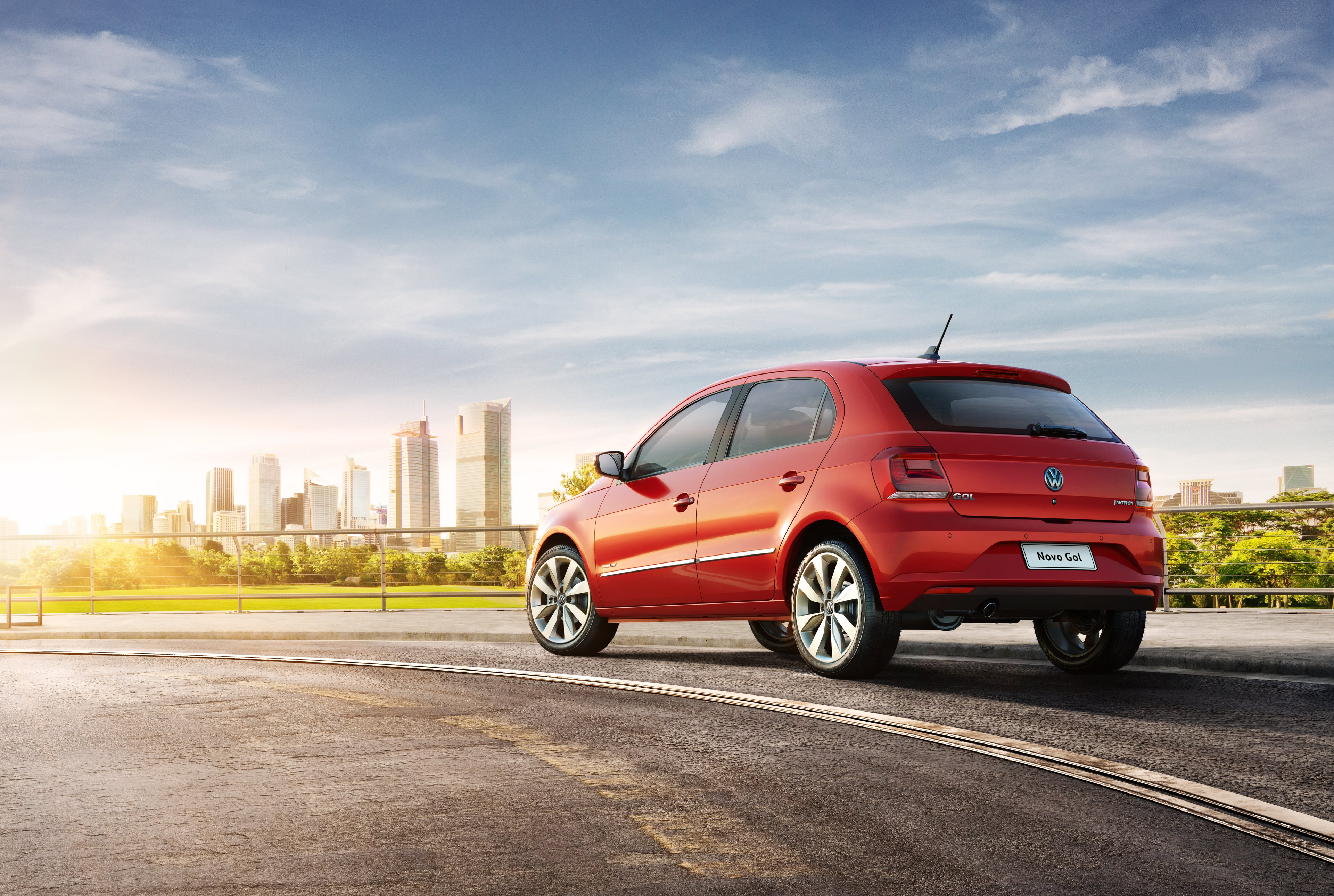 Volkswagen Gol 1.6 Trendline 4 portas