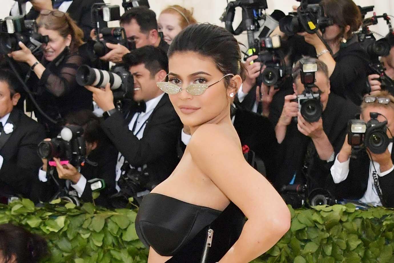 Kylie Jenner, no MET Gala, dia 7/05/2018