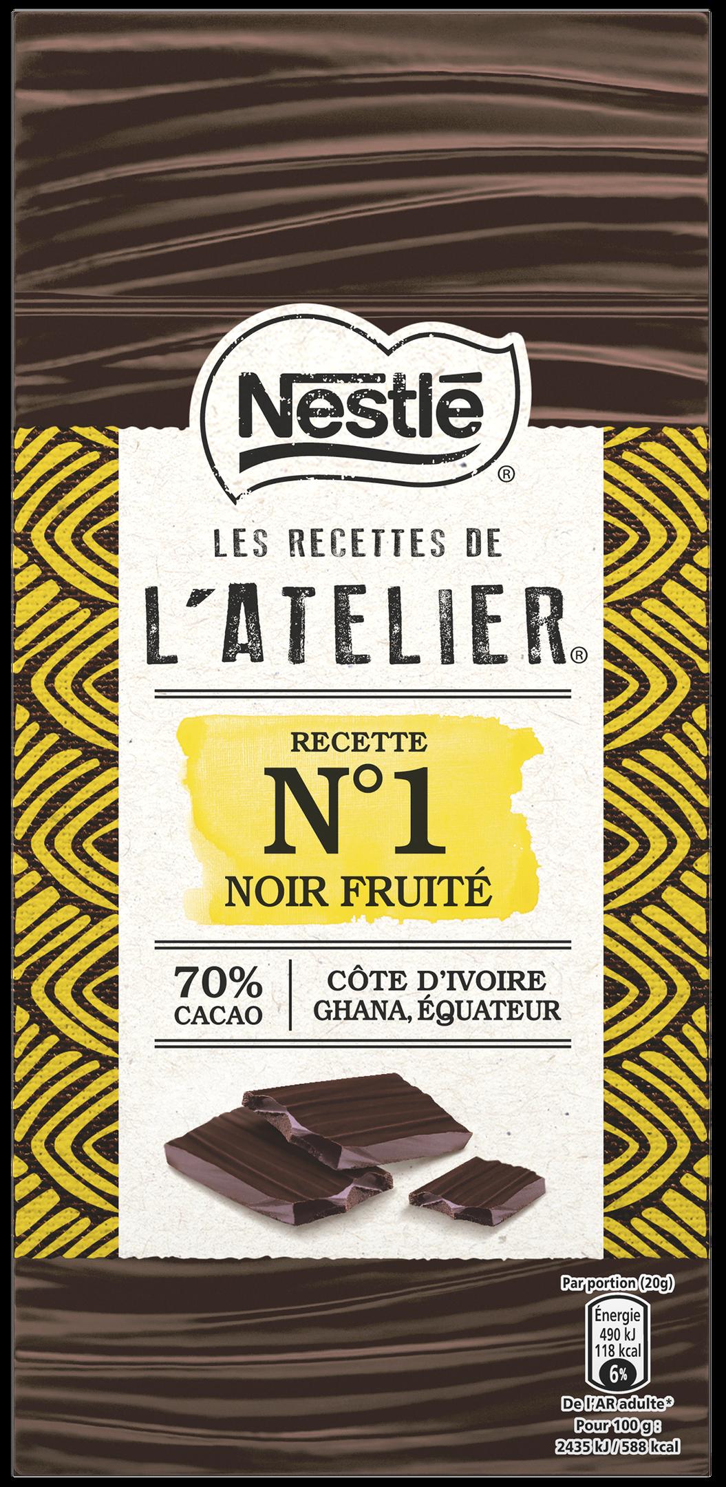 Nestlé: novo chocolate no Brasil vai competir no segmento premium