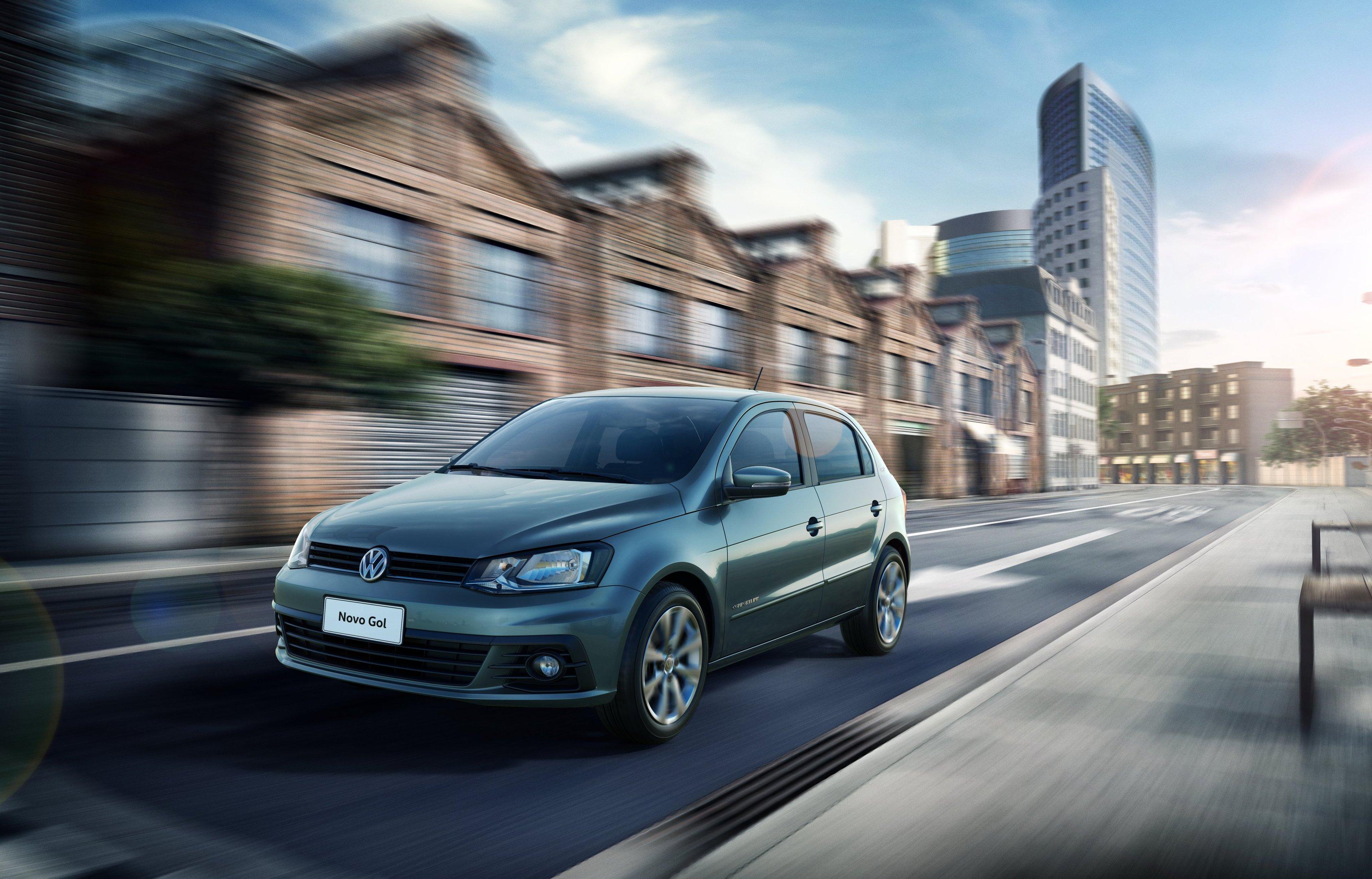 Volkswagen Gol 1.0 Trendline 2 portas