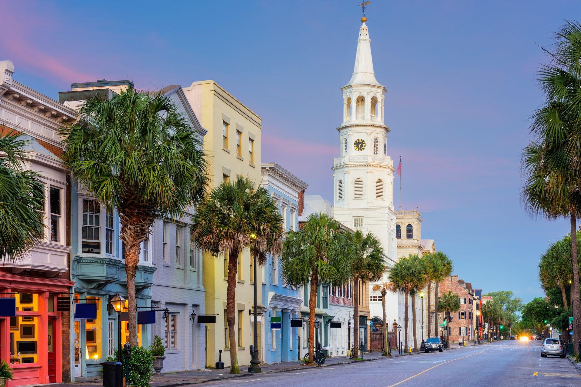 Charleston, Carolina da Sul
