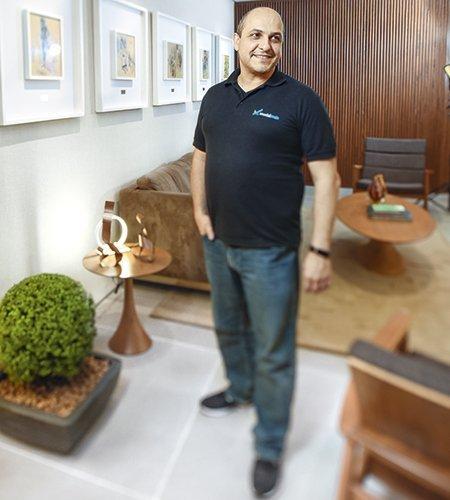 Rodrigo Puga, da Modalmais