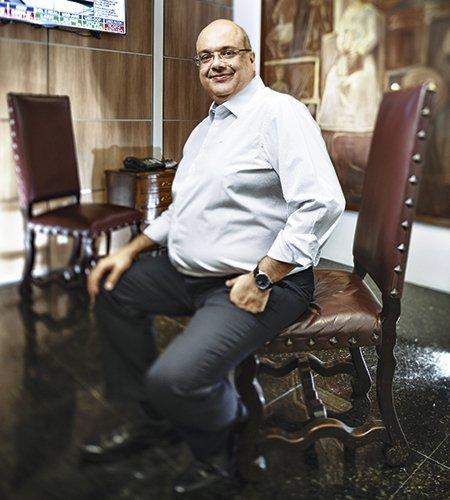Raymundo Magliano, da Magliano Corretora