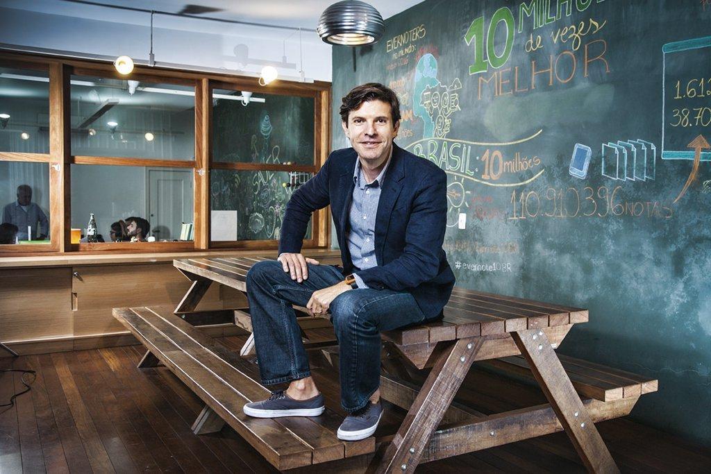Marcelo Maisonnave: um dos fundadores da XP Investimentos