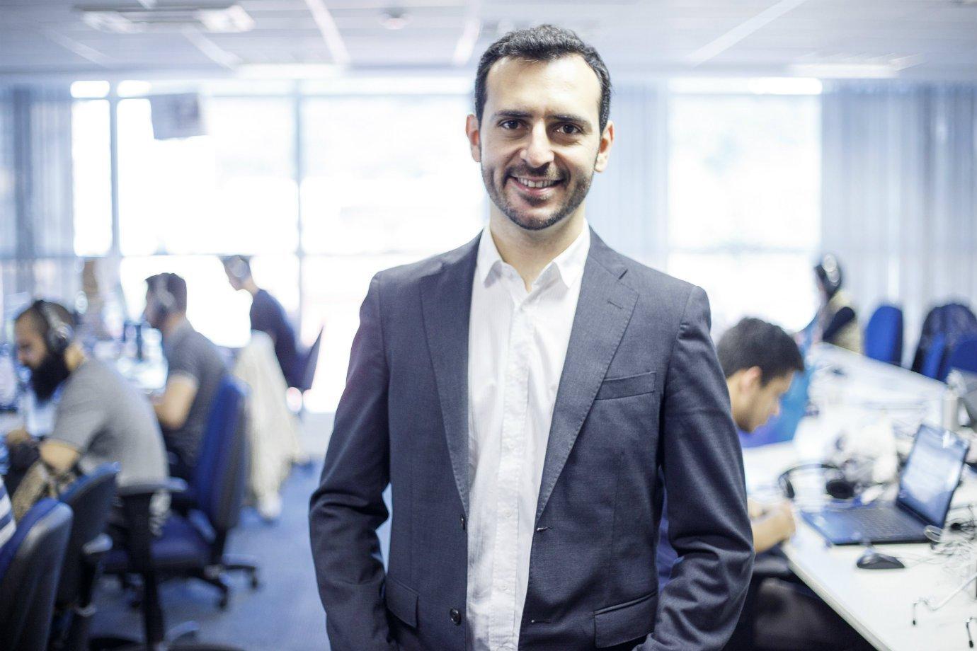 Eric Santos, CEO da Resultados Digitais