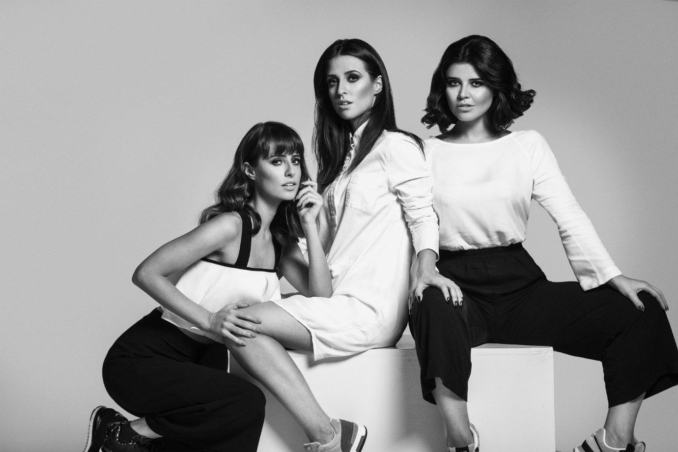 Julia, Bárbara e Débora Alcântara, do Tudo Orna