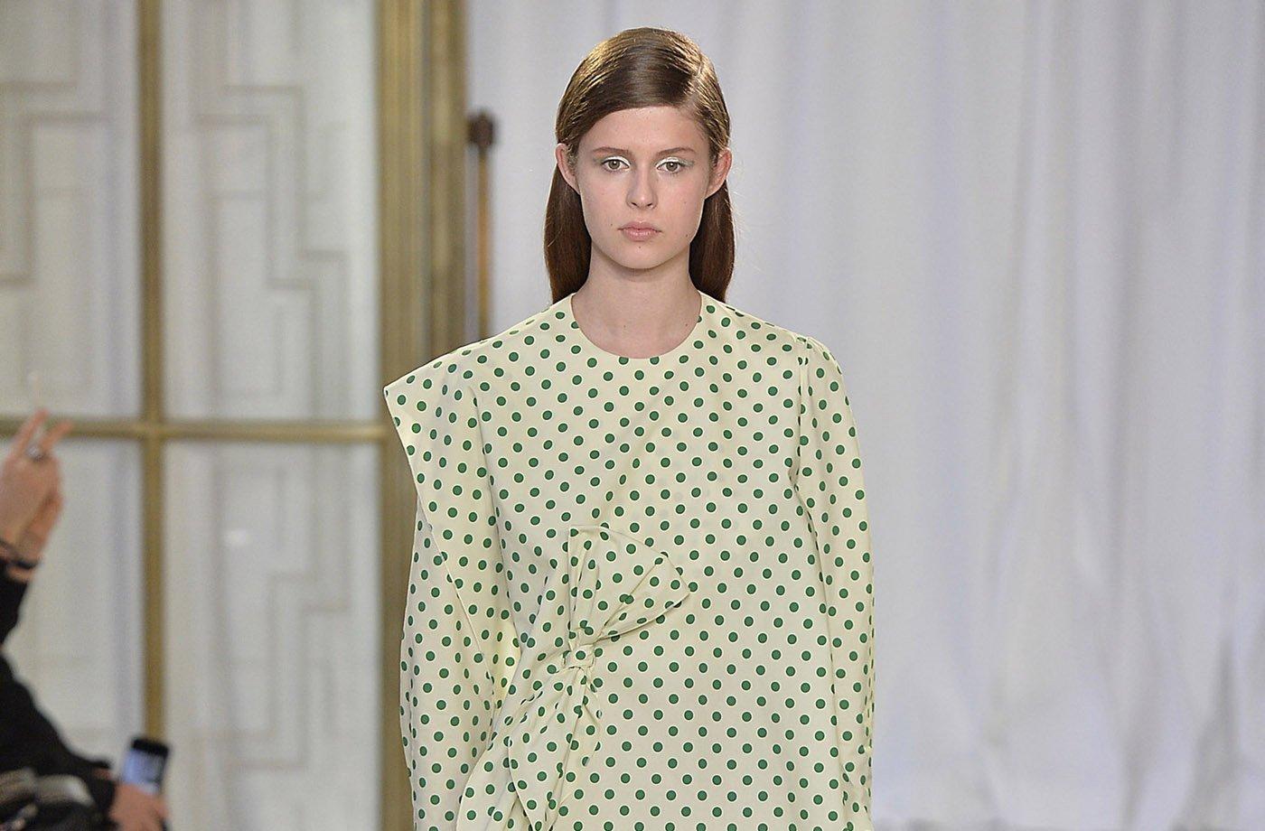 Delpozo na London Fashion Week