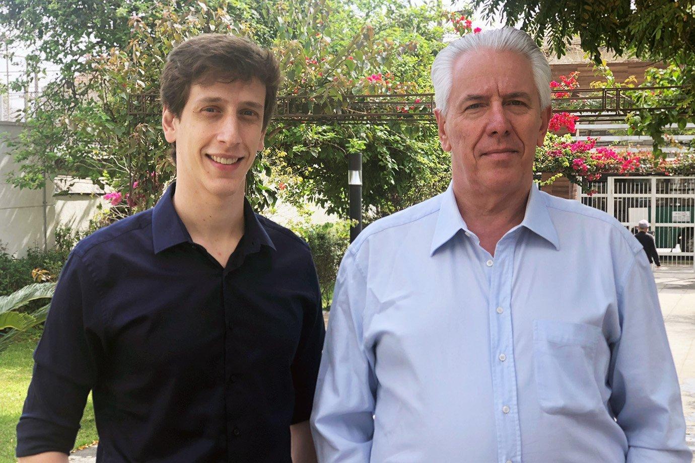 Henrique e Fernando Carbonell