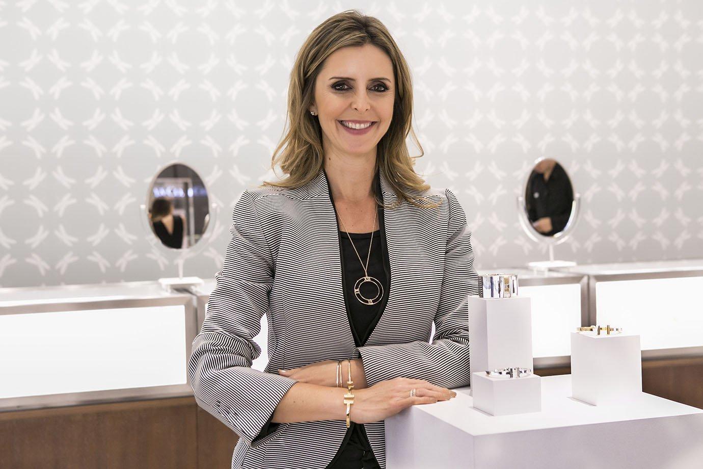Luciana Marsicano, da Tiffany&Co.